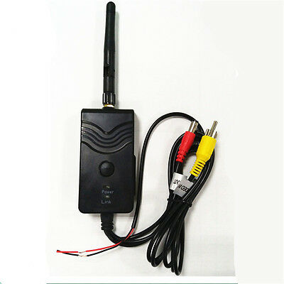 Wifi FPV Wireless P2P Car Reverse Video Camera Transmitter for Iphone Android IP