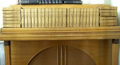 RARE & BEAUTIFUL 1902 Collection THE WORKS OF CHARLES DICKENS 35 Volumes