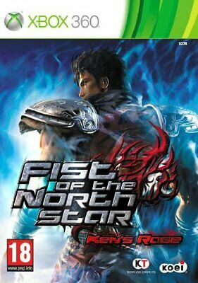 Xbox 360 : Fist of the North Star - Kens Rage (Xbox VideoGames