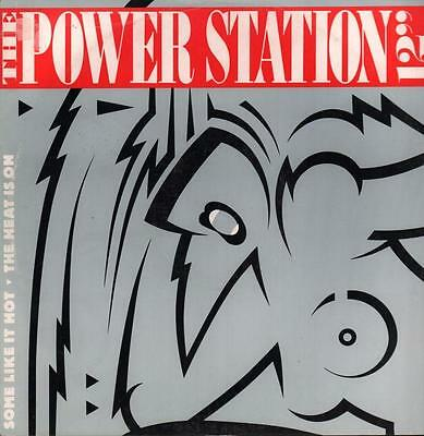 """The Power Station(12"""" Vinyl P/S)Some Like It Hot-Parlophone-12 R6091-UK-VG/VG"""