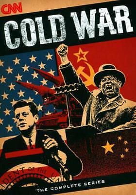 CNN Presents: Cold War - The Complete Series New DVD