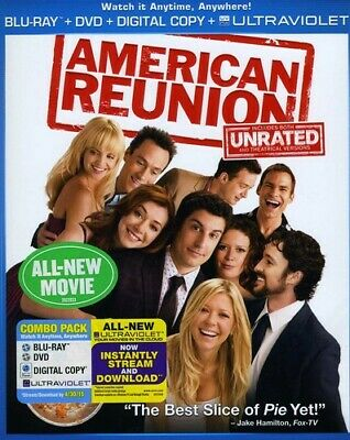 American Reunion (Unrated Two-Disc Blu-r Blu-ray