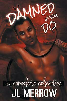 Damned If You Do: The Complete Collection by Jl Merrow (English) Paperback Book