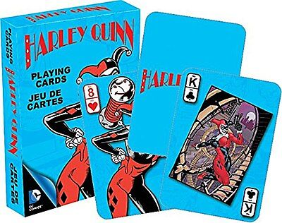 DC Comics Harley Quinn set of 52 playing cards (nm 52329)