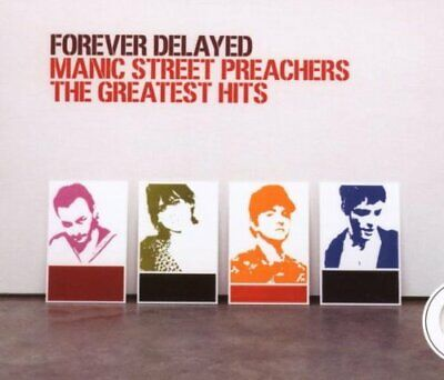 Manic Street Preachers - Forever Delayed - Manic Street Preachers CD UUVG The