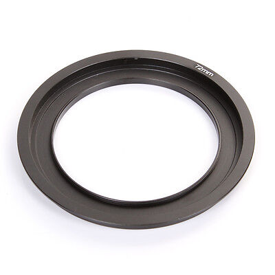 "72mm Ring Adapter for Cokin Z Hitech 100mm Holder 4X4"" 4x5"" 4""x6"" 4X5.65 filter"