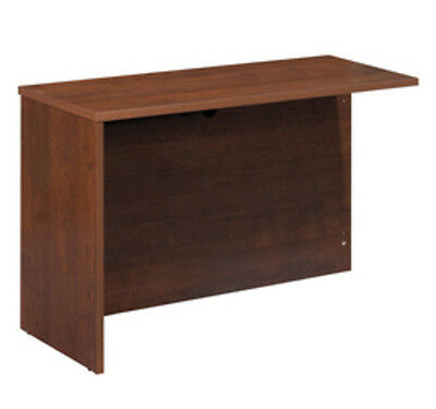 Bestar Embassy return table in Tuscany Brown finish 60811-2163 New