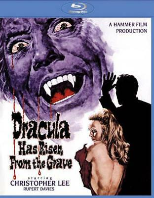 Dracula Has Risen From The Grave New Blu-Ray