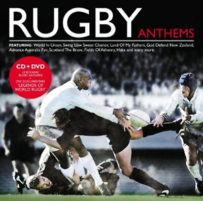 Various Artists : Rugby Anthems CD (2011)