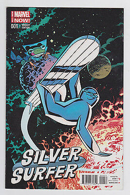 Silver Surfer #1 Animal variant cover 1st print 2013 Marvel Now Mike Allred