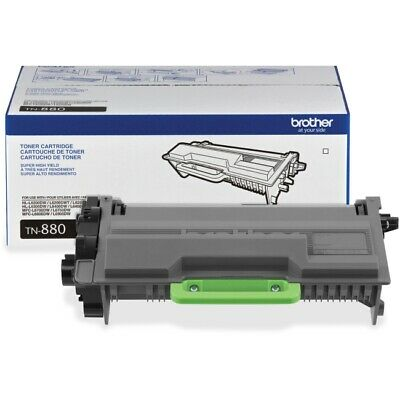 Brother Genuine OEM TN880 Super High Yield Toner - Black