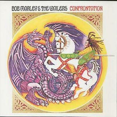 Bob Marley and The Wailers : Confrontation CD (2001) ***NEW***