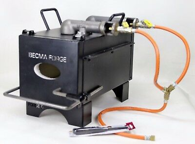BECMA Blacksmith`s Gas Forge for Knifemaking GFR.6 neo
