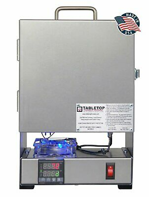 Rapidfire Pro-Lp Tabletop Programable Furnace Jewelry Pmc Metal Clay Ceramic