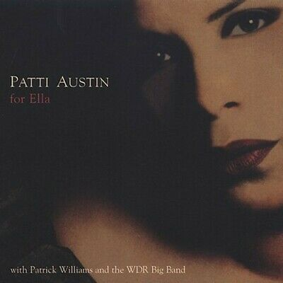 Austin, Patti : for Ella CD