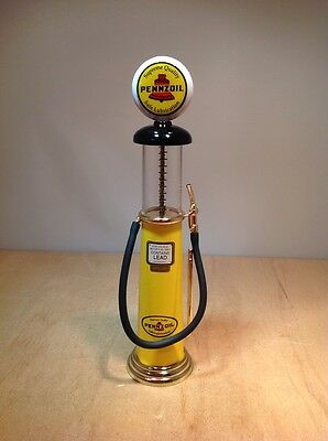 Pennzoil Wayne Gas Pump Replica By Gearbox