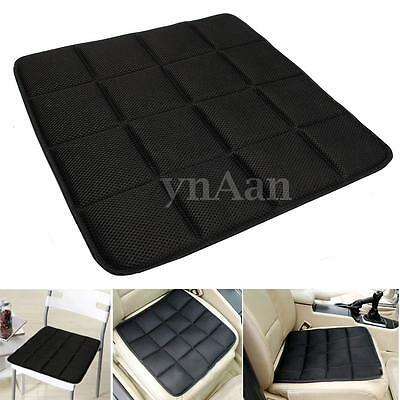45CM Bamboo Charcoal Breathable Seat Cushion Cover Pad Mat For Car Office Chair