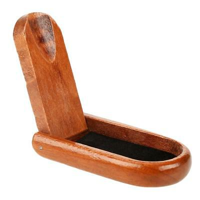 New Durable Wood Wooden Collapsible Cigar Tobacco Smoking Pipe Stand Rack Holder