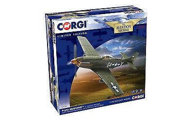 Corgi Aviation Archive AA27701 - P-51D Mustang, 'Butch Baby', New (1:72) Diecast