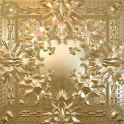 Jay-Z and Kanye West : Watch the Throne CD (2011)