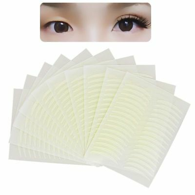 320-640 Pairs Invisible Narrow Double Eyelid Stickers Eye Tape Adhesive Makeup