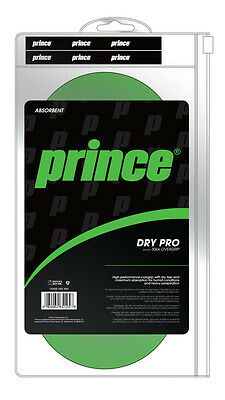 PRINCE DRYPRO OVERGRIP 30 pack - Green - tennis badminton squash racquet racket