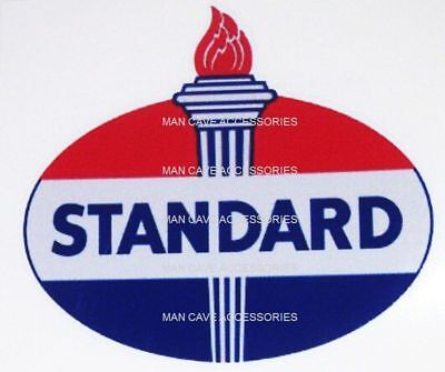 "STANDARD Oil Co 4"" Vinyl Decal Sticker"