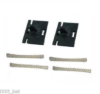 Micro Scalextric 1:64 Slot Car Spares - L8109 Guide Blade Plates Braids Pickups