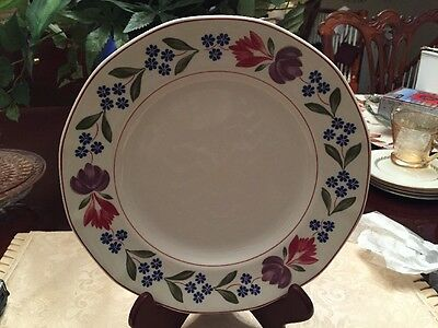 Adams Dinner Plate, Old Colonial, Made in England, Rare