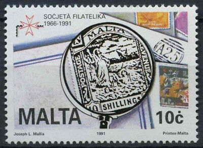 Malta 1991 SG#887 Philatelic Society MNH #D10938