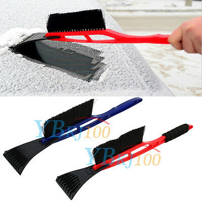 NEW Car Vehicle Durable Snow Ice Scraper Snow Brush Shovel Removal For Winter
