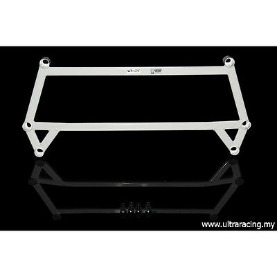 FOR HYUNDAI GENESIS (Coupe) 3.8 2WD (2013) ULTRA RACING FRONT LOWER BAR 6-PTS