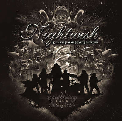NIGHTWISH - Endless Forms Most Beautiful (Tour Edition) - Digi CD+DVD