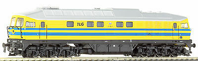 BR 232 446 5 the TLG Diesel locomotive Ep5 DSS Roco 36213 TT 1:120 NIP #HL1 µ