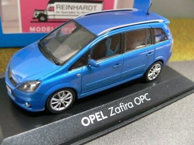 minichamps dealer opel astra opc blau metallic 1 43 ovp. Black Bedroom Furniture Sets. Home Design Ideas