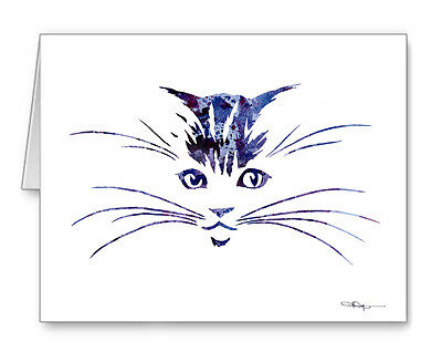 CAT Note Cards With Envelopes