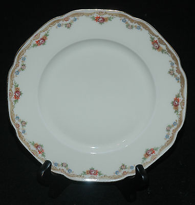 Tirschenreuth China Salad Plate The Elgin Pattern 4650