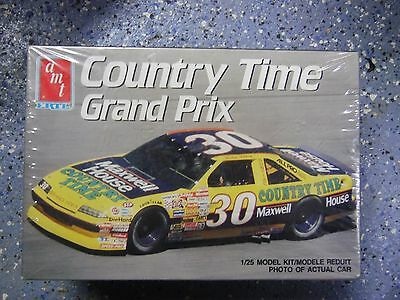 #^a AMT Country Time Grand Prix 1/25 Scale Model Kit 1990 ERTL #6732