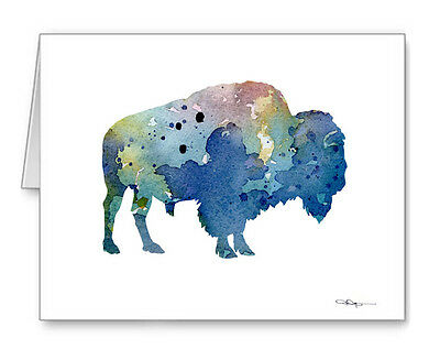 BLUE BUFFALO Note Cards With Envelopes