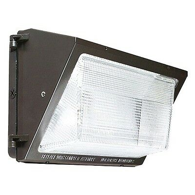 40 Watt LED Wall Pack Outdoor Security Light Fixture for Commercial Buildings