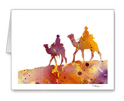 CARAVAN Note Cards With Envelopes