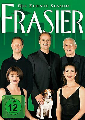 Frasier - Die komplette Season/Staffel 10 # 4-DVD-BOX-NEU