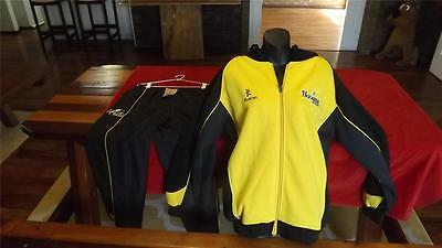 Hockey Australia  Wa Thunder Sticks Kukri M Hooded Fleece Track Suit Lnw Tags