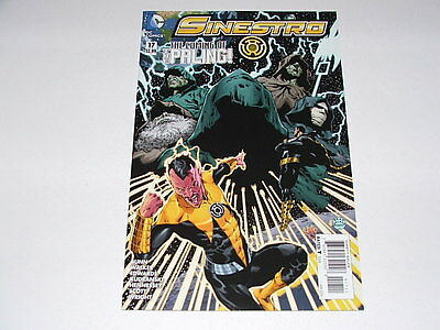 Sinestro 17 (DC Comics) Jan 2016