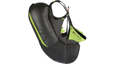 Sup'Air Radical 3 Harness with Back Pro for Paragliding, Kiting your Paraglider