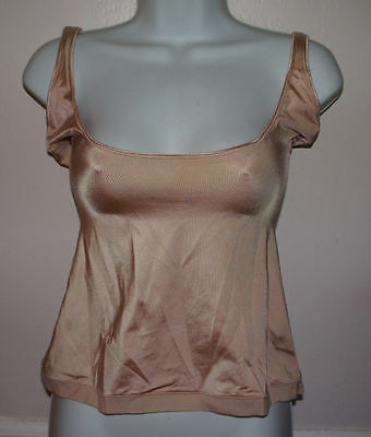 NWT Spanx 309 OPEN BUST CAMISOLE NUDE COLOR *Choose your Size*