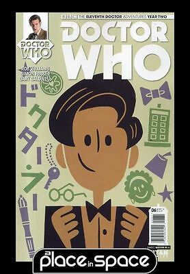 Doctor Who: The Eleventh Doctor Adventures: Year Two #6C