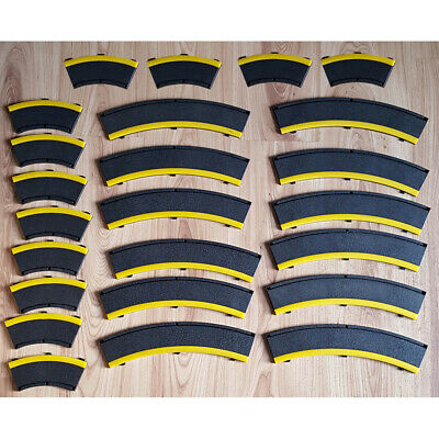 Scalextric 1:32 Sport Rad2 Borders - 12 Outer, 12 Inner, 4 Lead In #Y