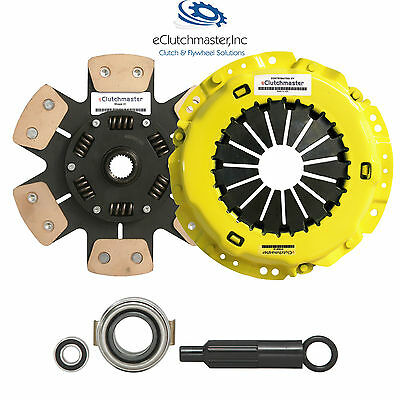 eCLUTCHMASTER STAGE 2 RACING CLUTCH KIT SET fits 95-05 ECLIPSE 2.4L 4G64