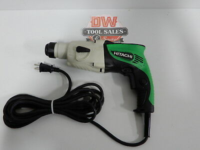 Hitachi DH22PG 7/8-Inch SDS Plus Rotary Hammer (Factory Reconditioned)